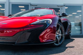McLaren 650S Coupe 3.8 COUPE Automatic 2 door Coupe (2016) image
